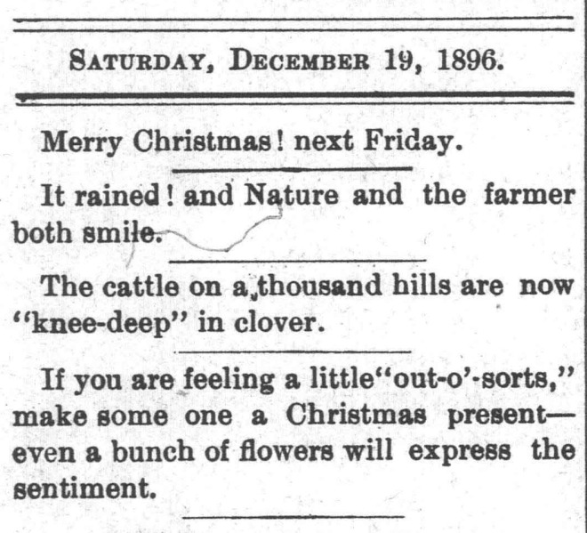 19 December 1896 page 4