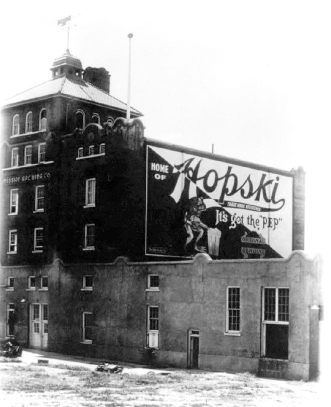This image has an empty alt attribute; its file name is mission-brewery-circa-1915.jpg